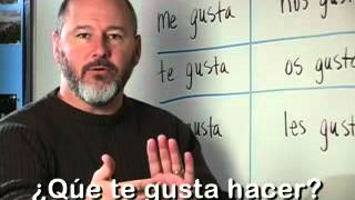 How to Use the Spanish verb gustar « Spanish Language   Culture
