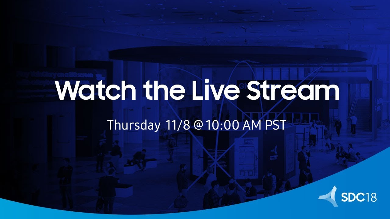 8 Pst To Aest samsung developer conference 2018, day 2: watch it live here