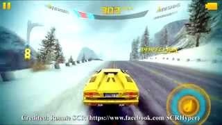 Asphalt 8: Airborne | Trick how to do Flat Spins 4 times in one jump | Season 3: Street Rules