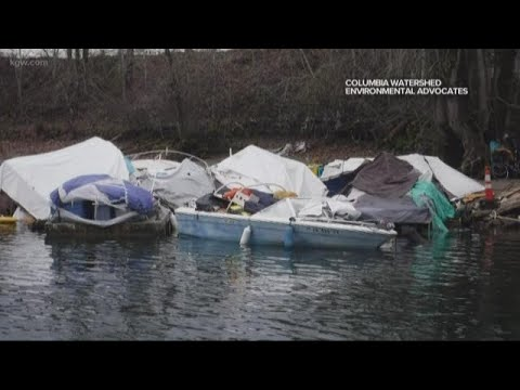 Little Done About Boats Polluting Columbia