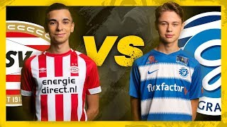 STEFANO PINNA (PSV) vs DANI VISSER (DE GRAAFSCHAP) | Kwartfinale | PS4 | eDivisie