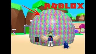 I TRY TO HAVE THE GUM CHEMING THE BIGGEST! Roblox Bubble Gum Simulator en
