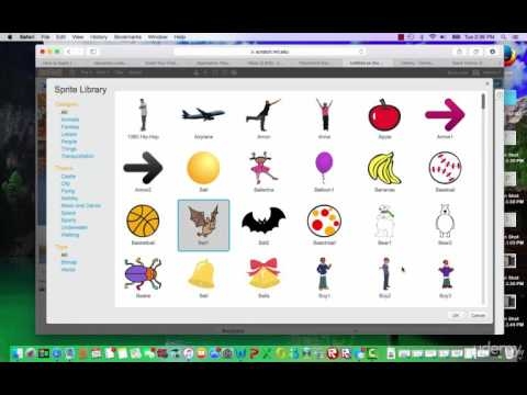 MIT Scratch Lecture  Coding for Kids Lesson 1
