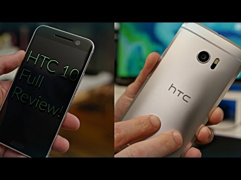 2 Weeks With The HTC 10, Is It The Perfect Phone?