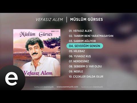 Sevdiğim Sensin (Müslüm Gürses) Official Audio #sevdiğimsensin #müslümgürses - Esen Müzik