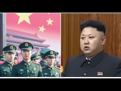ALERT! CHINA DISCOVERS HORRIFYING NORTH KOREA PLOT!