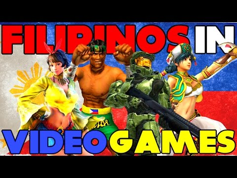 7 Unexpected FILIPINO Characters in Popular Games