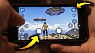 How To Play GTA 5 on Your PHONE... iPhone u0026 Android! (GTA 5 Mobile Edition)