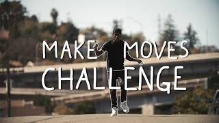 """""""Make Moves Challenge"""" Adobe Project 1324 x Yak Films 