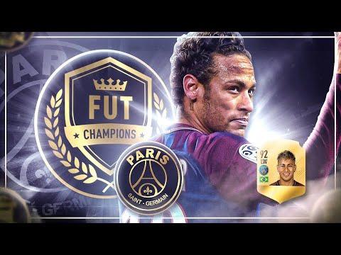 JUGANDO FUT CHAMPIONS CON EL PSG !! FUT CHAMPIONS CLUB TOUR EP. 4 | FIFA 18 ULTIMATE TEAM