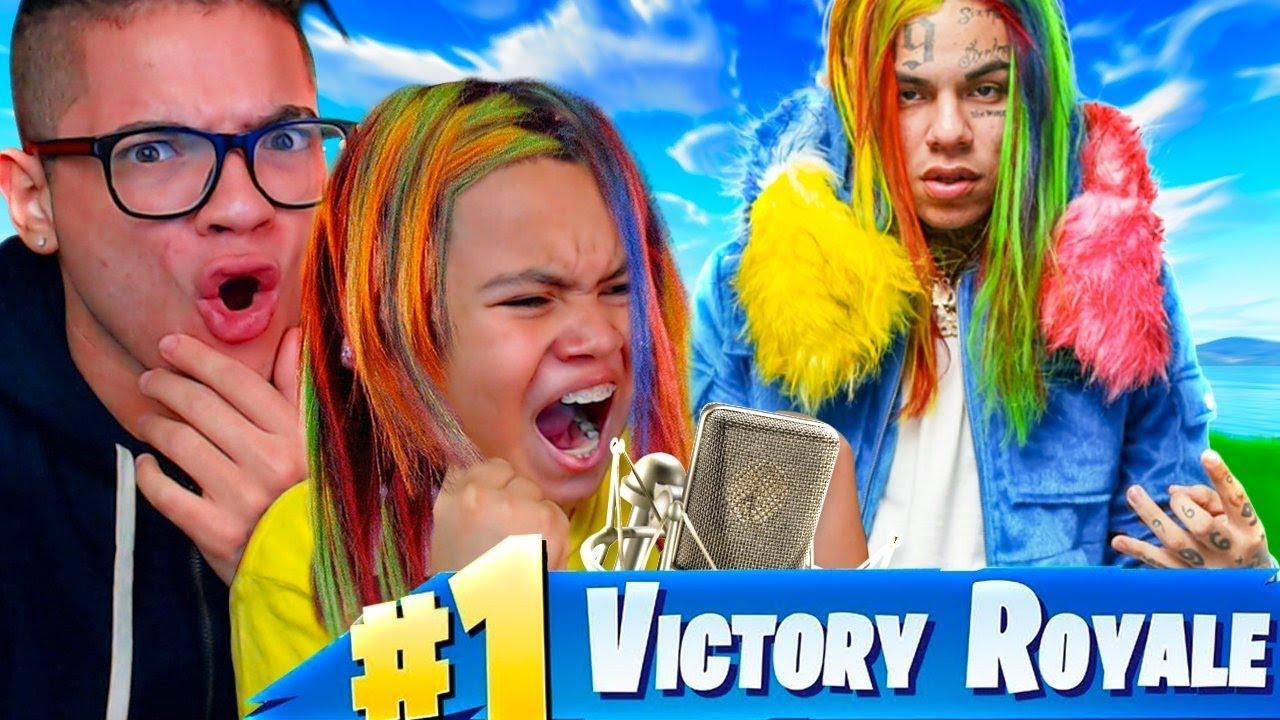 10-year-old-kid-raps-like-6ix9ine-on-fortnite-wtf-dummy-boy-fortnite-funny-battle-royale-moments
