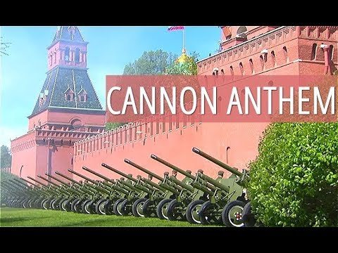 IMPRESSIVE: Russian Anthem with CANNONS at 2018 Victory Day Parade in Moscow