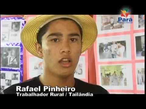 TV PARÁ - Mutirão Arco Verde em Tailândia