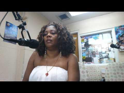Addie Ottley Show Interview End the Stigma USVI