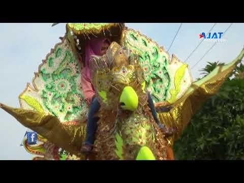 Polisi - Singa Dangdut Putra Genades - Tanjungrasa Kidul, 29 Desember 2017