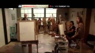 Desperate Housewives: Season 8 Episode 5 'The Art of Making Art' Promo
