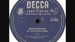 Gerard Hoffnung