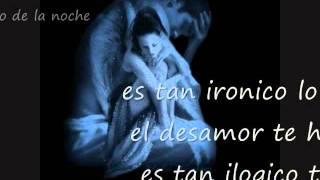 """ALEXANDRE PIRES """"En el silencio de la noche"""" LETRA"""