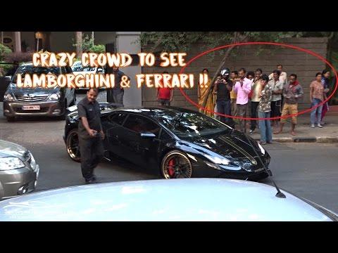 Bangalore is the New London ?? Lamborghini , Ferrari & More | #98