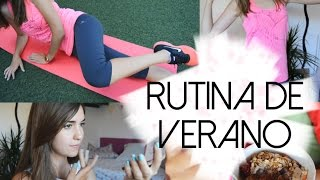 Summer morning routine | Mi rutina de verano Thumbnail