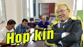 VFF họp chốt phương án với HLV Park Hang Seo - Đoàn Văn Hậu sang Thái?