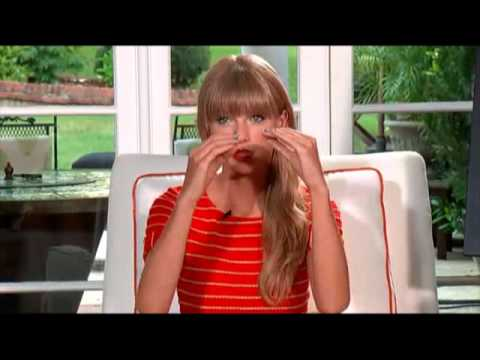 Taylor Swift's Live Webchat August 13th 2012