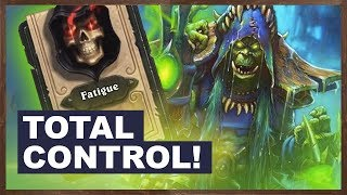 Total Control! | Rise Of Shadows | Hearthstone