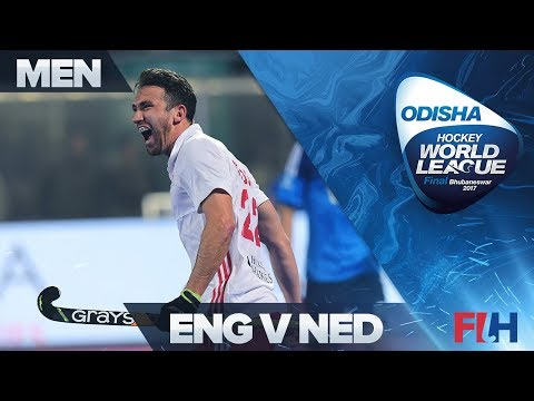 England v Netherlands - Odisha Men's Hockey World League Final - Bhubaneswar, India