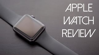 Apple Watch Review: One Month Later (Space Gray 42mm)