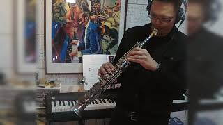 (7) Don't Know Why (Soprano Saxophone Cover 高音 色士風 / 薩克斯風)