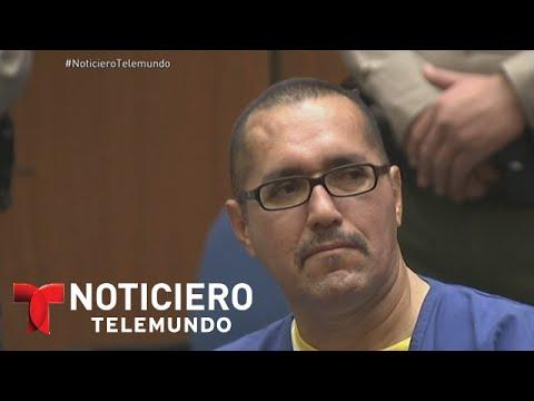 Exoneran a hispano acusado de violaciones en California | Noticiero | Noticias Telemundo