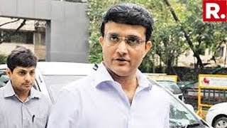Sourav Ganguly Leaves Everyone In Splits, Makes Hilarious Remark On Ravi Shastri