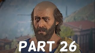 ASSASSIN'S CREED ODYSSEY Walkthrough Gameplay Part 26 : HIPPOKRATES (PS4) [South African]