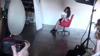 Danielle Campbell - LVLten Magazine Photo Shoot