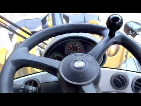 Cat 938K Wheel Loader In Cab Features