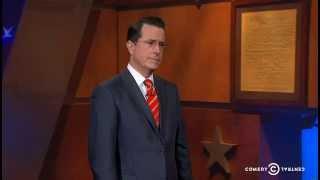 Stephen Colbert slams Bill Oreilly