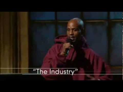 "The Music Industry DMX ""The Industry"" (Def Jam Poetry)"