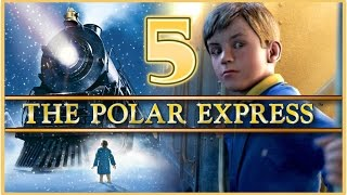 The Polar Express Walkthrough Part 5 (PS2, PC, Gamecube) Full Game HD - No Commentary