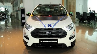 2019 Ford Ecosport Thunder  | New Price | Car Review- Hindi | Ujjwal Saxena