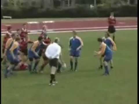 Bethel University Rugby Football Club Highlights 2004-2005