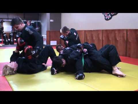 009 Adult Jiu Jitsu