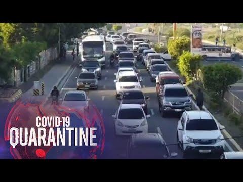 Daloy ng trapiko mula Cavite papasok ng Metro Manila, mabigat na sa ika-2 araw ng GCQ | Teleradyo
