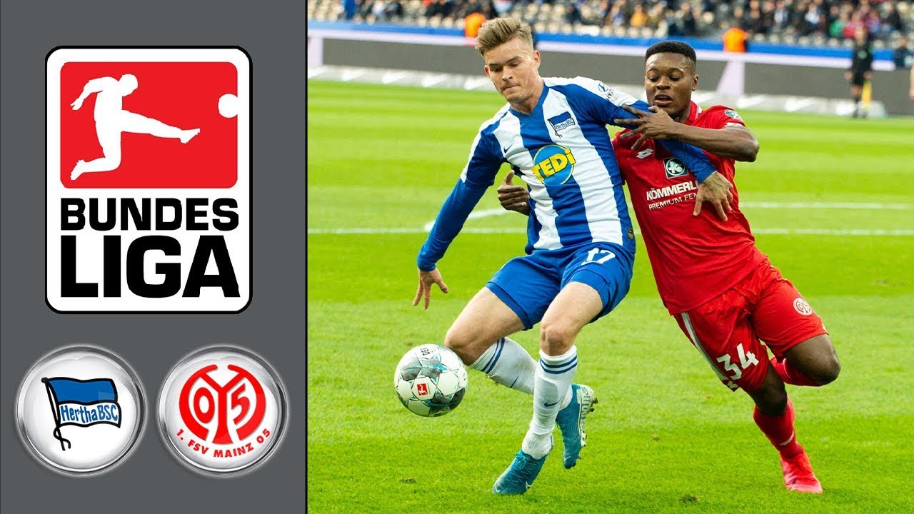 Hertha Bsc Mainz
