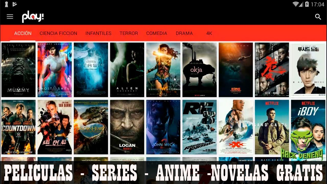 Series Y Novelas Gratis