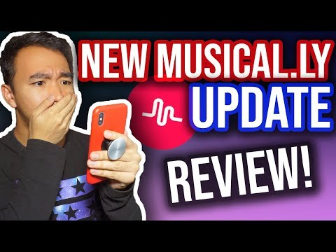 NEW MUSICAL.LY UPDATE REVIEW! Should You Update?