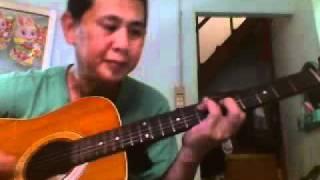 solo guitar nhạc nhật xưa