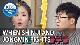 When Shin Ji and Jonmin fights [Happy Together/2019.07.25]