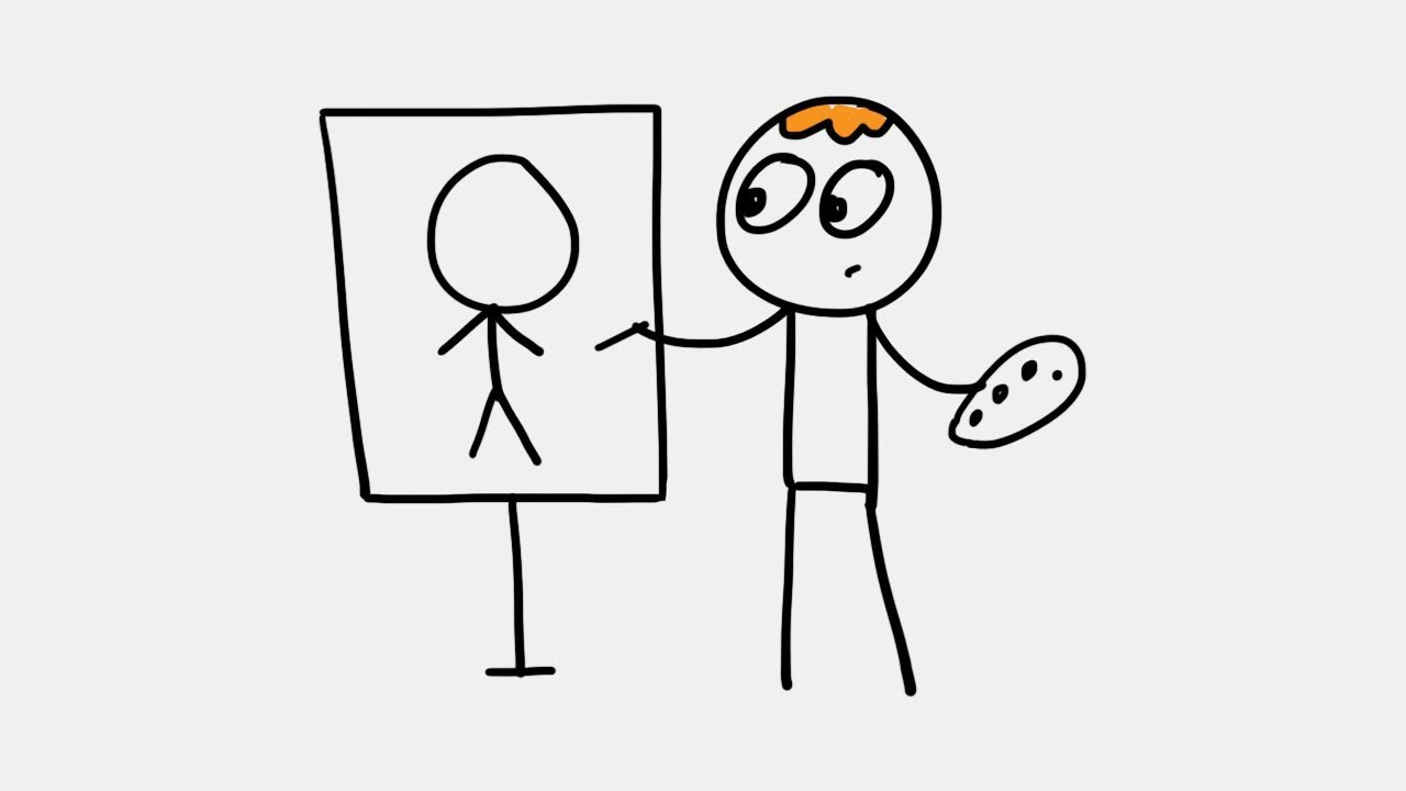 4 Tips To Draw Stick Figures