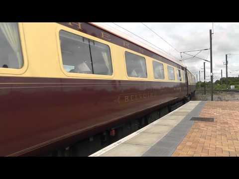 York Railtours on 14th July 2012 Northern Belle and Yorkshire Coast Express.m2ts