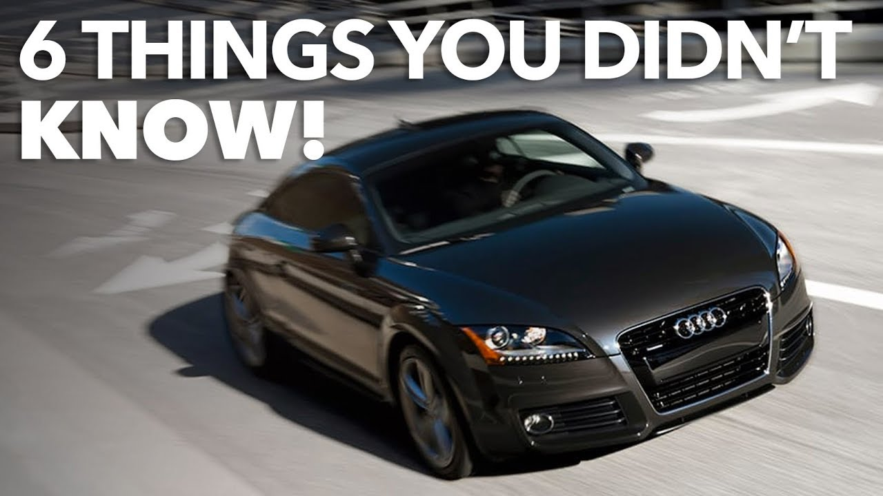 mk2 audi tt 6 things you didn 39 t know youtube. Black Bedroom Furniture Sets. Home Design Ideas